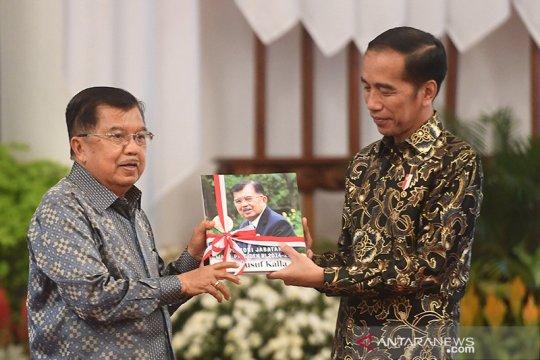 JK sebut selalu menarik bekerja bersama Jokowi