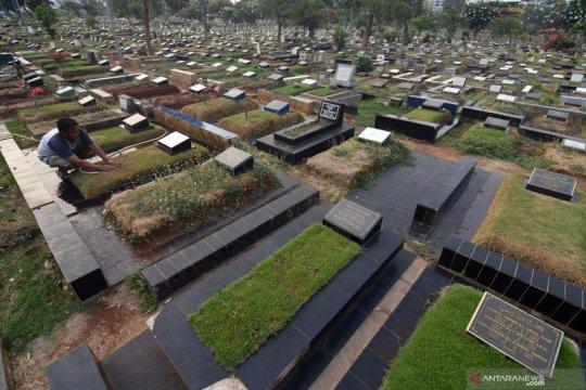 Rencana pemugaran TPU di Jakarta