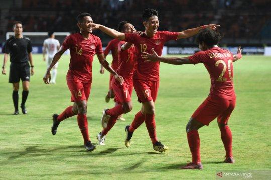 Indonesia U19 tundukkan China U19