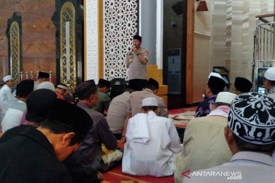 TNI-Polri ajak masyarakat jaga kondusifitas jelang pelantikan presiden