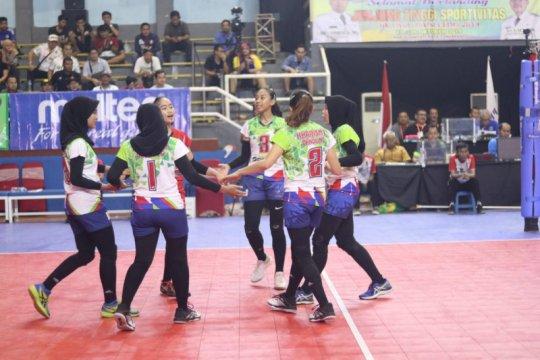 Kharisma Bandung tantang Bank Jatim di semifinal Livoli Divisi Utama