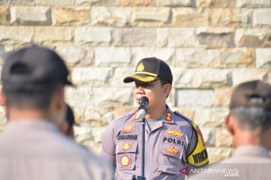 Polresta Tangerang siagakan 800 petugas jelang pelantikan presiden