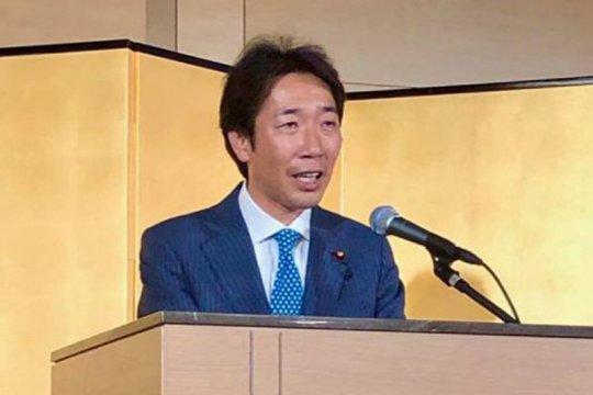 Wamenlu Jepang akan hadiri pelantikan Jokowi dan Ma