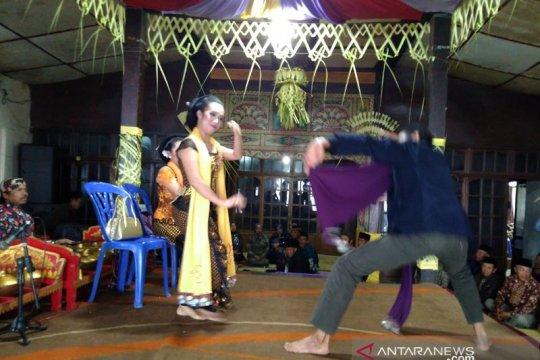 Saparan Merti Dusun kuatkan persaudaraan warga lereng Gunung Sumbing