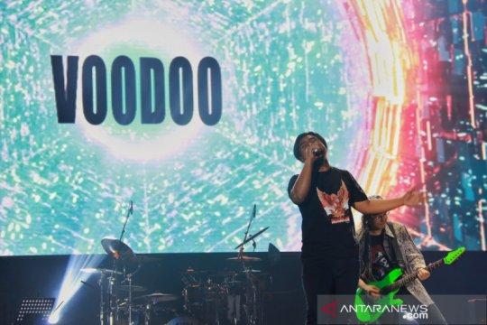 Harapan Voodoo untuk Jokowi: Semoga banyak acara musik berkualitas