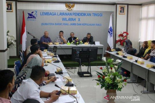 Kemenristekdikti evaluasi pelaksanaan program PTS 4 provinsi