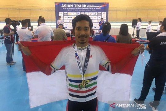 Harapan juara Asia para cycling pada pemerintahan Jokowi-Ma'ruf