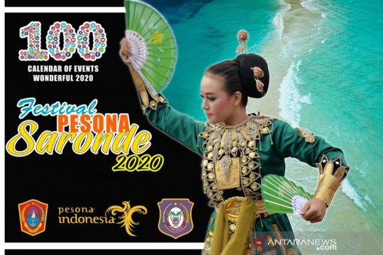 Gorontalo Utara sambut Festival Saronde masuk iven pariwisata nasional