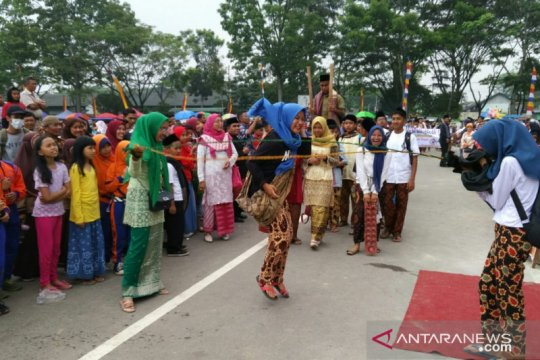 Bukittinggi gelar Festival Permainan Anak Nagari