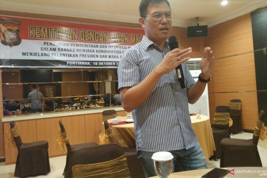 Polda persilakan KPK dalami keterangan terdakwa korupsi Bengkayang