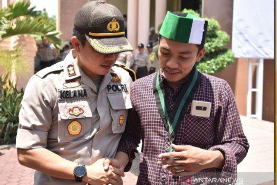 Banjarbaru tanpa unjuk rasa di hari pelantikan Presiden