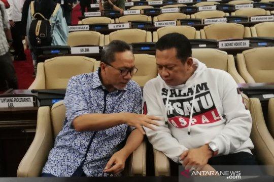 MPR: 17 kepala negara dan utusan khusus hadiri pelantikan presiden