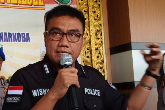 Polisi tembak pengedar sabu di Banjarmasin  karena menyerang apaarat