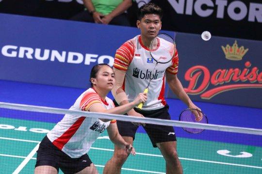 Praveen/Melati ingin tampil maksimal di final Denmark Open 2019