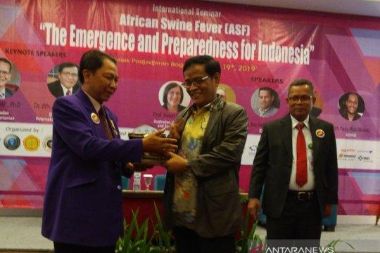 Kementan cegah virus ASF masuk ke Indonesia