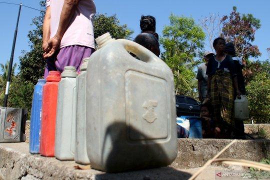 Warga di Kabupaten Nagekeo menderita krisis air bersih