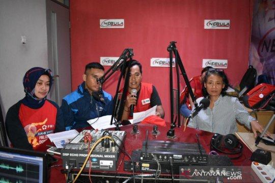 PMI manfaatkan radio salurkan aspirasi korban bencana Sulteng
