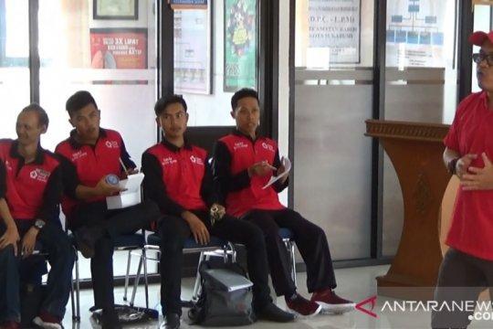 Sibat PMI Sukabumi dibekali kajian risiko bencana di masyarakat