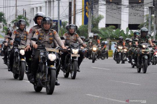 1.500 personel gabungan disiagakan jelang pelantikan Presiden