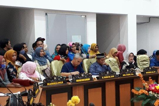 Legislator: upayakan gaji honorer K2 di Kota Palu naik