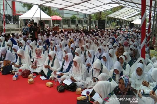 Acara istigasah digelar di Kendari jelang pelantikan presiden