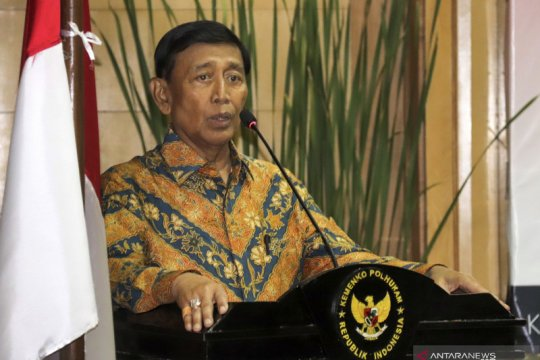 Wiranto kembali tingalkan RSPAD
