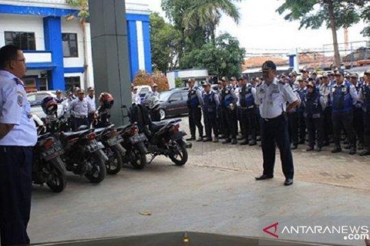 """""""Truk nakal """" melintasi Kota Tangerang menurun 75 persen"""