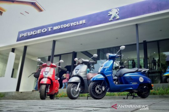 Peugeot punya tiga motor listrik, akankah masuk Indonesia?