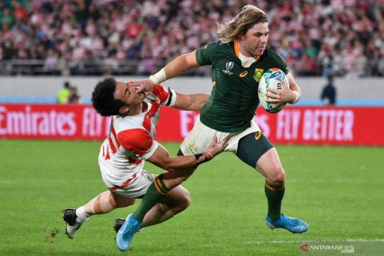 Afsel singkirkan Jepang, Wales menang tipis atas Prancis