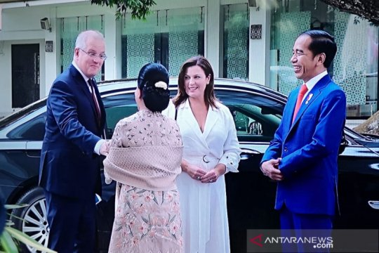 Presiden Jokowi akan terima tamu kehormatan negara sahabat