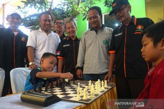 78 atlet cilik ikuti pertandingan catur di Sidoarjo