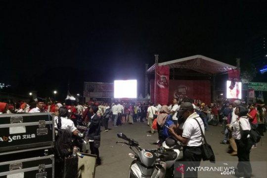 Pelantikan presiden, masyarakat paham tak ditemui Jokowi