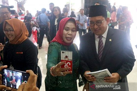 Diproyeksikan sebagai menteri Jokowi, Fadli Zon: Itu isu