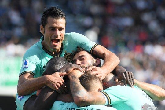 Liga Italia: Hujan gol Sassuolo vs Inter Milan