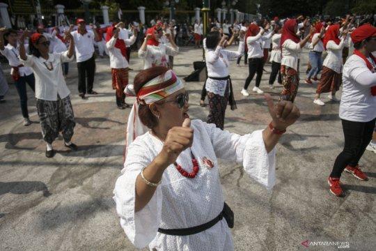 Pesta budaya sambut pelantikan presiden dan wapres