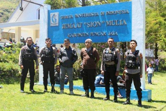 Polres Puja tingatkan pengamanan jelang pelantikan Jokowi-Ma