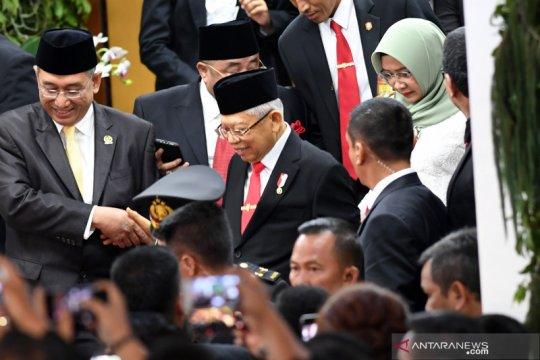 Wapres Ma'ruf Amin bertolak ke Jepang hadiri penobatan kaisar