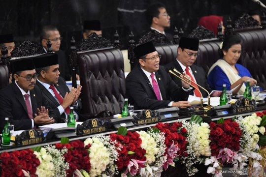 Ketua MPR tegaskan demokrasi harus jamin hak sipil dan politik