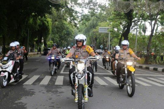 Kapolda: patroli bersama memberikan rasa aman pada masyarakat