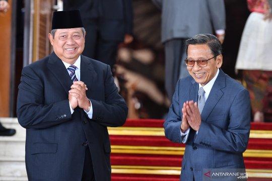 Boediono: Generasi penerus harus disiapkan pimpin Indonesia