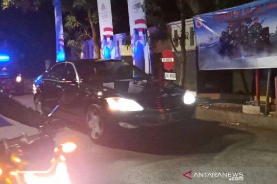 Ma'ruf Amin tinggalkan kediaman menuju Istana Wapres