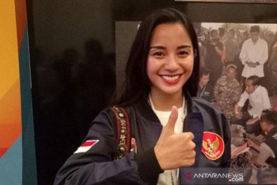 Kirana Larasati doakan Jokowi jelang pelantikan
