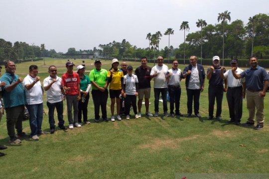 Golf Indonesia pasang target realistis di SEA Games