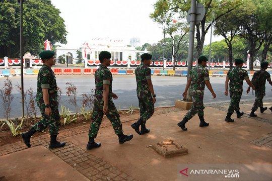 Pelantikan Presiden, ini pengalihan arus di area Istana Presiden