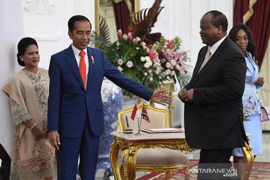 Eswatini tertarik kerja sama percetakan mata uang dengan Indonesia