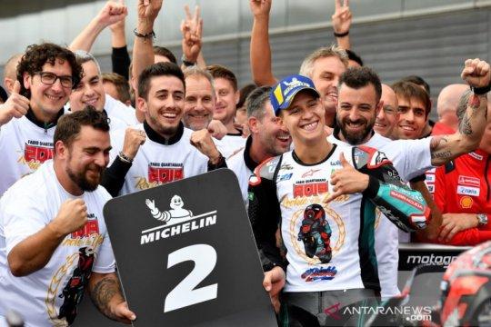 Quartararo mengklaim rookie terbaik MotoGP 2019