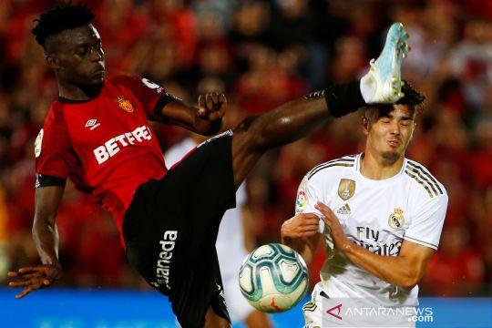 Real Mallorca tumbangkan Real Madrid 1-0