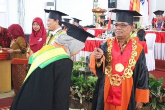 Rektor Unja : Presiden sampaikan langkah ideal pembangunan