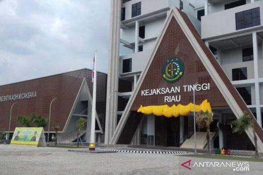 Polda Riau gandeng Kejakti tangani karhutla korporasi