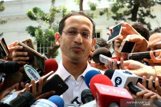Nadiem Makarim terima tawaran jadi menteri